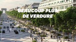 Voici à quoi pourraient ressembler les Champs-Élysées dans le