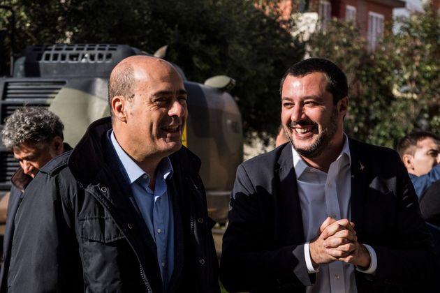 Sondaggio Agorà, scendono Lega e Pd. E l'85% degli italiani