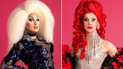 Drag Race UK Champ The Vivienne Proves There's No Love Lost With Runner-Up Divina De