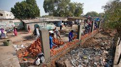 Τώρα και στην Ινδία: Νέο τείχος - ειδική παραγγελία για τον Ντόναλντ
