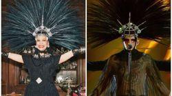 La regina dei salotti romani che indossato per prima il copricapo di Lauro: