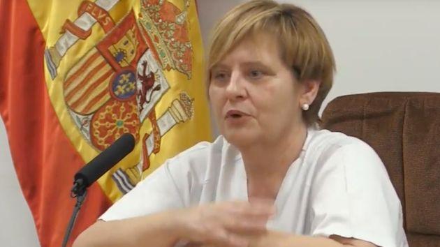 Responsable de planta del Gómez Ulla, donde han estado los españoles en cuarentena por el
