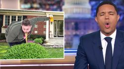 Trevor Noah Pukes Up The Grossest US Presidential Campaign