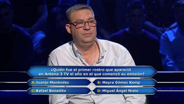 Eduardo Benito en la