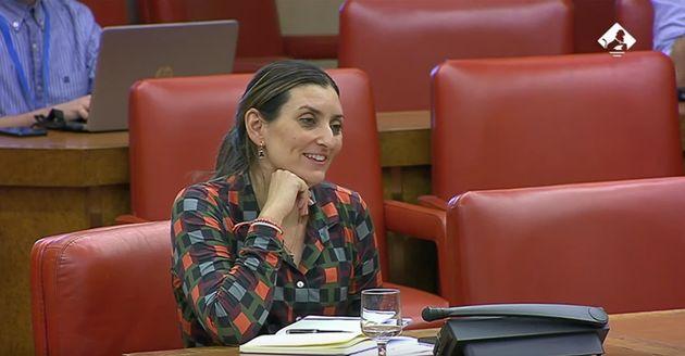 Sara Giménez, diputada de
