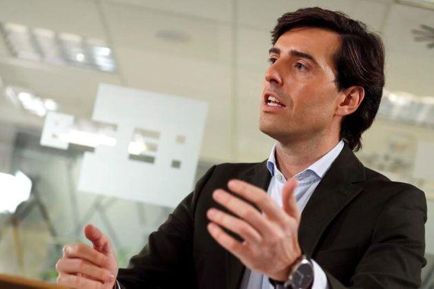 El vicesecretario de Comunicación del PP, Pablo Montesinos. EFE/Sergio
