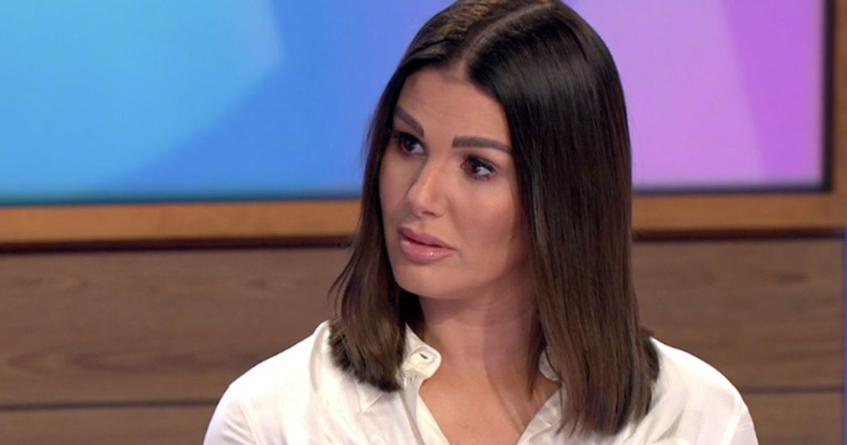 Huffpost Uk On Flipboard Rebekah Vardy Tearfully Claims Stress Caused By Coleen Rooney Drama Landed Her In Hospital Three Times