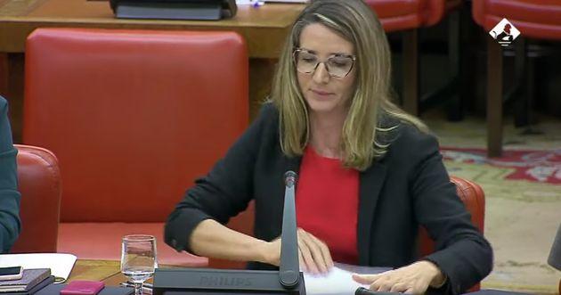 Alicia García, diputada del