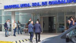 El paciente de coronavirus hospitalizado en La Gomera da