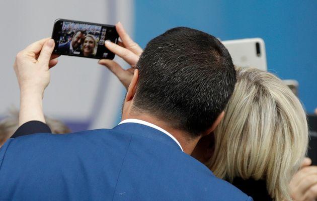 Le Pen è sacrificabile per un grande gruppo