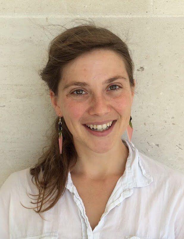 Dr Freya Jephcott, research fellow at Cambridge