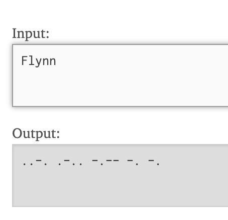 Morse Code World