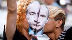 Putin descarta legalizar o casamento gay na