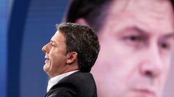 Le scintille Conte-Renzi arrivano al