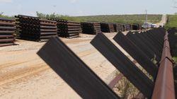 Le Pentagone débloque 3,8 milliards $ de plus pour le mur de