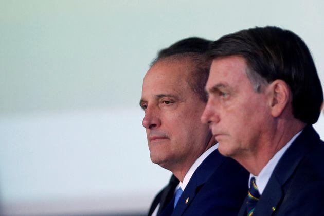 Bolsonaro anuncia saída de Onyx da Casa Civil para Ministério da Cidadania e demissão de Osmar