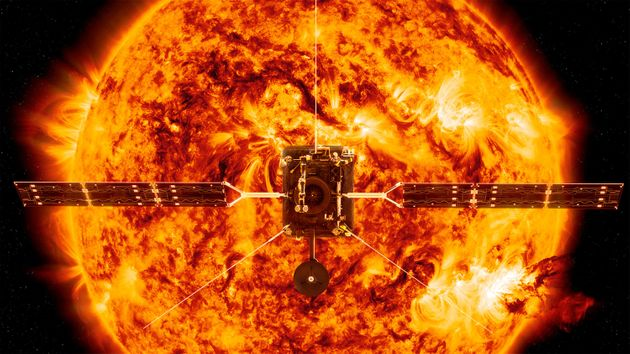 Αποστολή στον Ήλιο: O Γιάννης Ζουγανέλης, αστροφυσικός του ΕΟΔ, μας μιλά για το Solar
