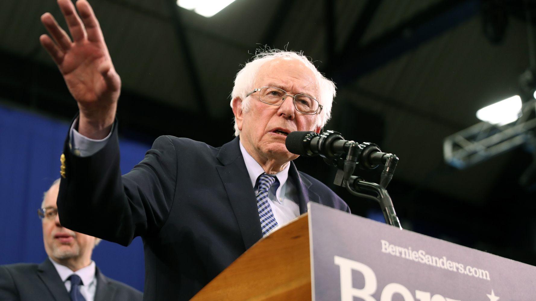 The Big Roadblock For Bernie Sanders' Agenda