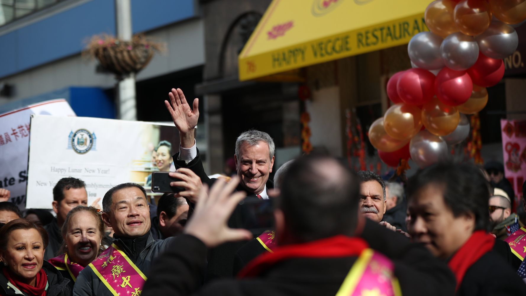 New York Mayor Urges Support For Chinatowns Amid Racist Coronavirus Fears