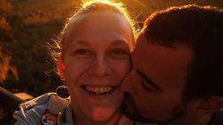 J'ai rencontré mon mari alors que je vivais le plus gros deuil de ma