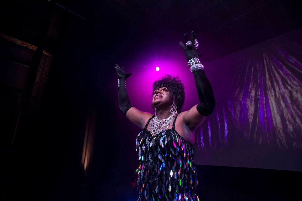 From The Back Of A Ute To The World Stage: The Story Of Indigenous Drag Superstar Nana Miss