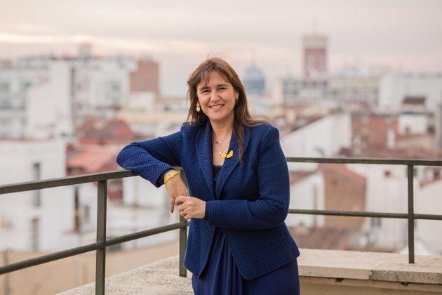 """Laura Borràs: """"ERC es un cómplice pasivo de la situación de"""