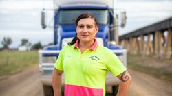 Trans Trucker Has Changed Way Rural Australia Looks At