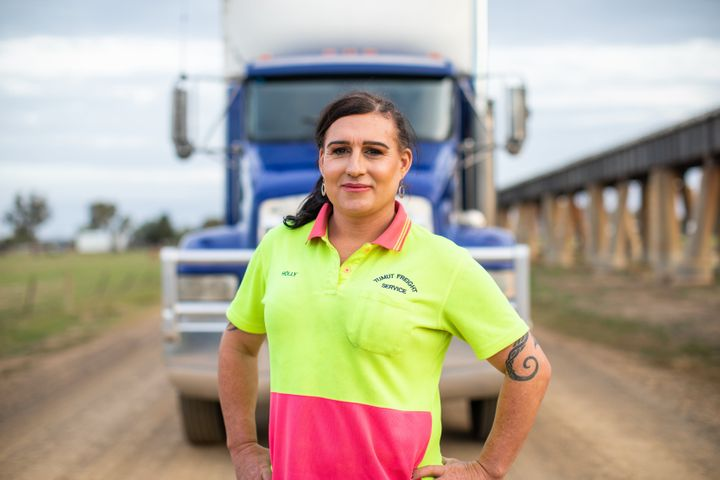 Holly Conroy is changing perceptions in her rural Australian community.
