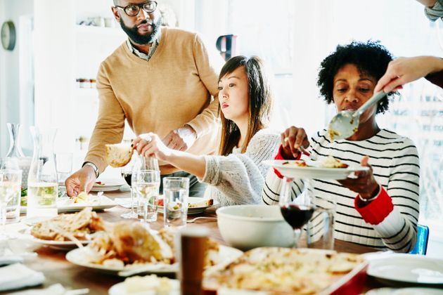 The Dinner Party is a grieving support group that can be found in cities across Canada.