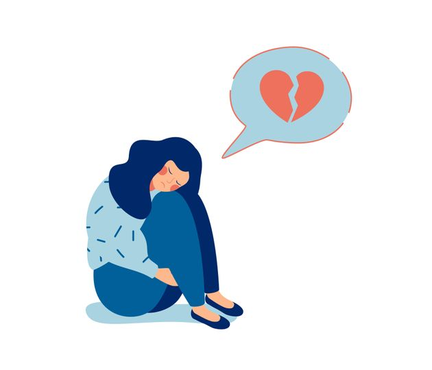 """""""Grief and anxiety are inextricably linked,"""