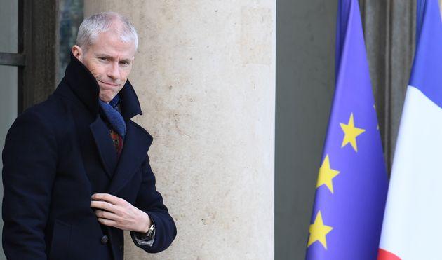 Franck Riester, ici à l'Élysée le 12 février, réclame plus de transparence...