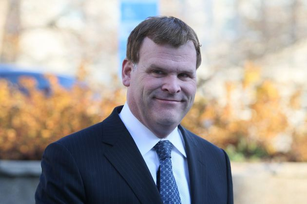 John Baird at Queen's University in Kingston, Ont., on Nov. 21,