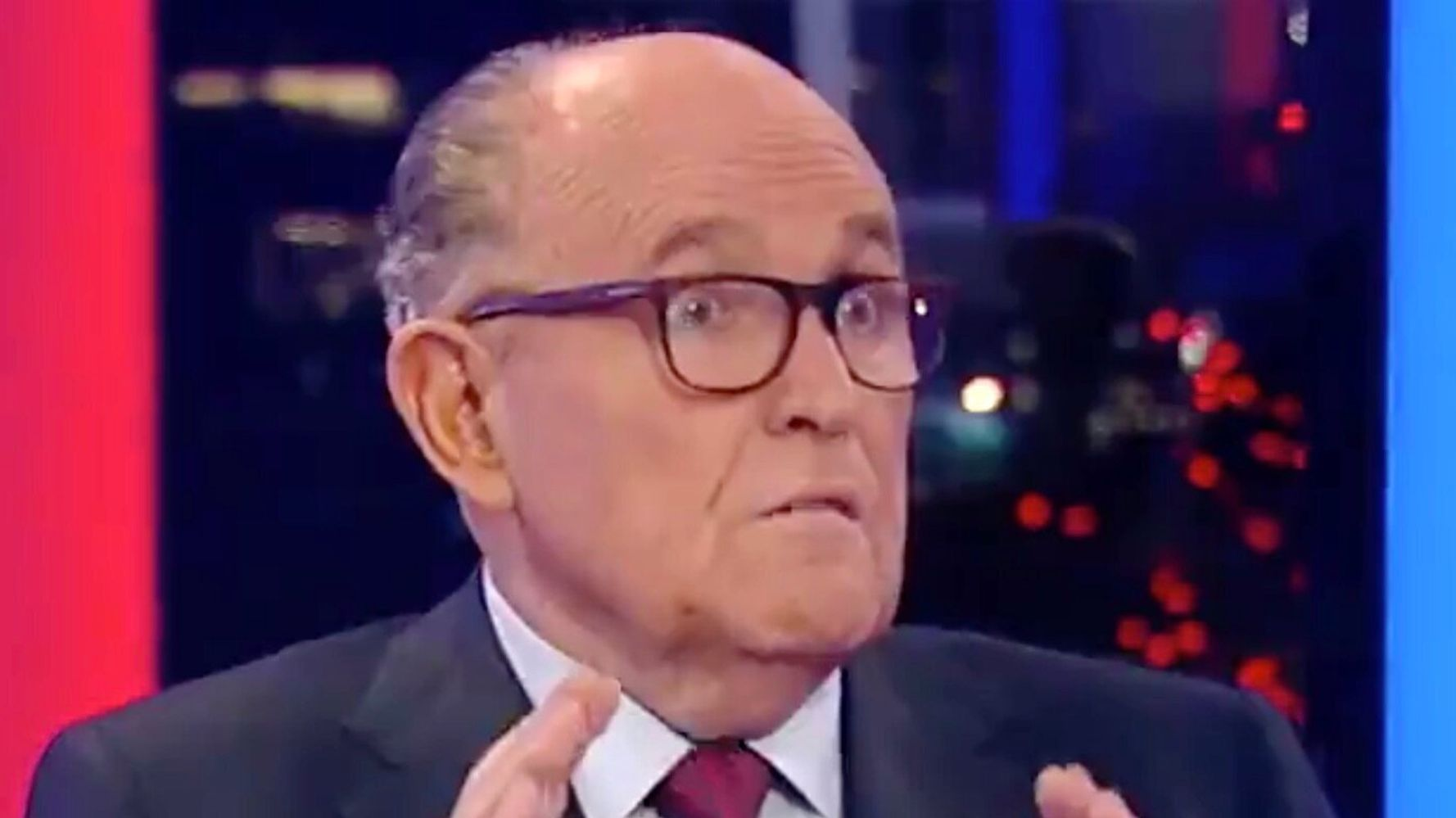 Giuliani: Dems 'Want To Literally Kill Me' Over Latest Bonkers Conspiracy Theory