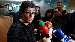 González Laya se desmarca de Sánchez: dice que Guaidó es