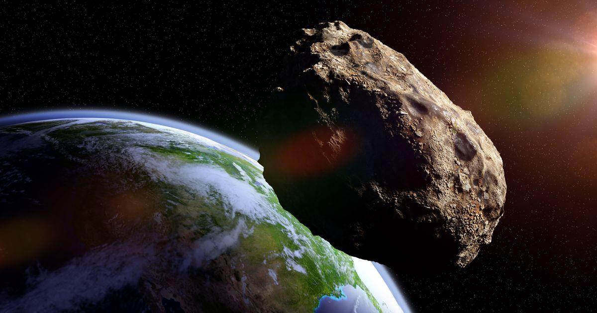"""La NASA detecta un asteroide """"potencialmente peligroso"""" que se aproximará este sábado a la Tierra"""
