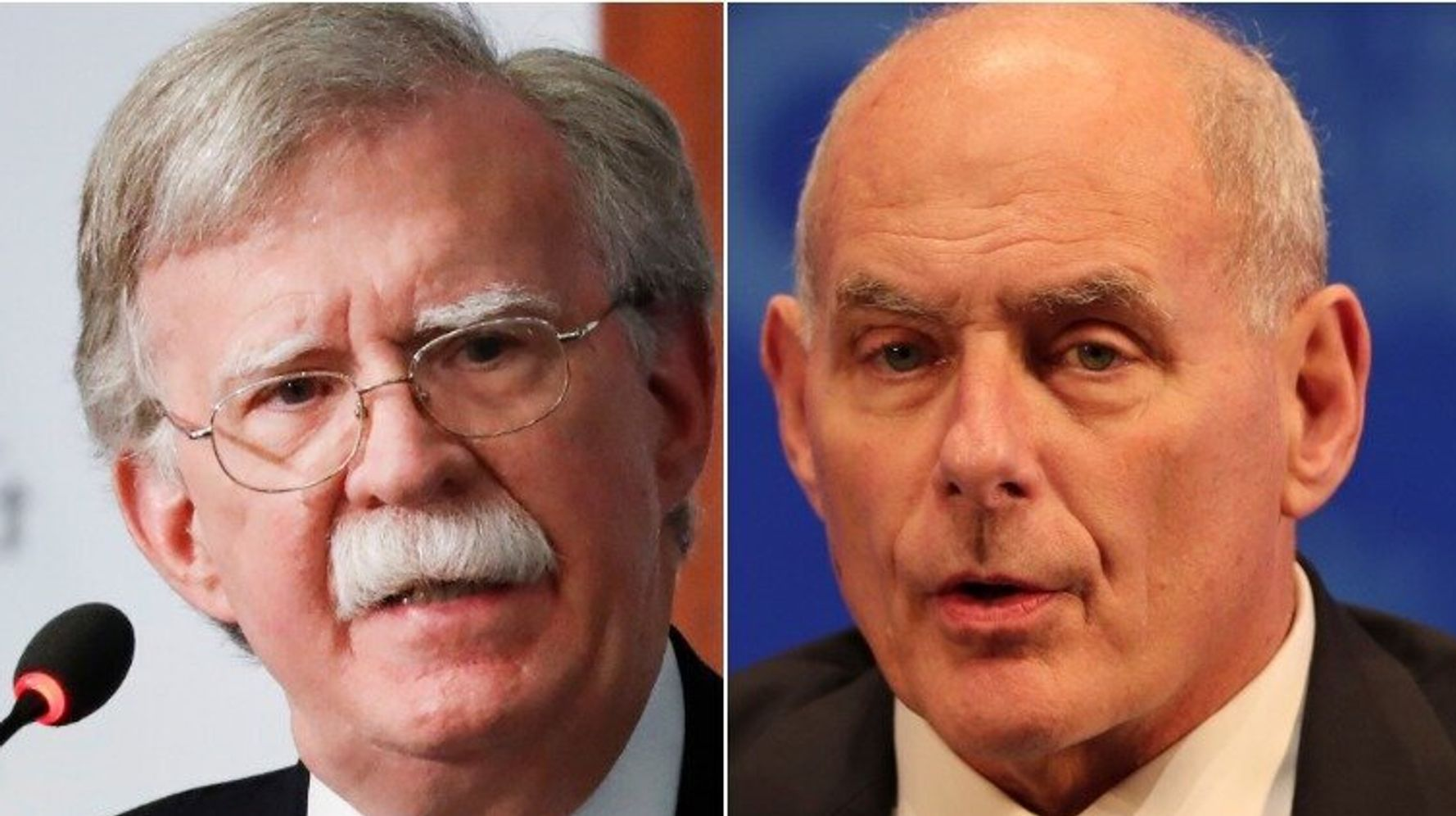 John Bolton's Praise Of 'Honorable' John Kelly Backfires Spectacularly