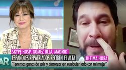 Un español del Gómez Ulla da el mayor corte a Ana Rosa en plena entrevista: tardó en poder