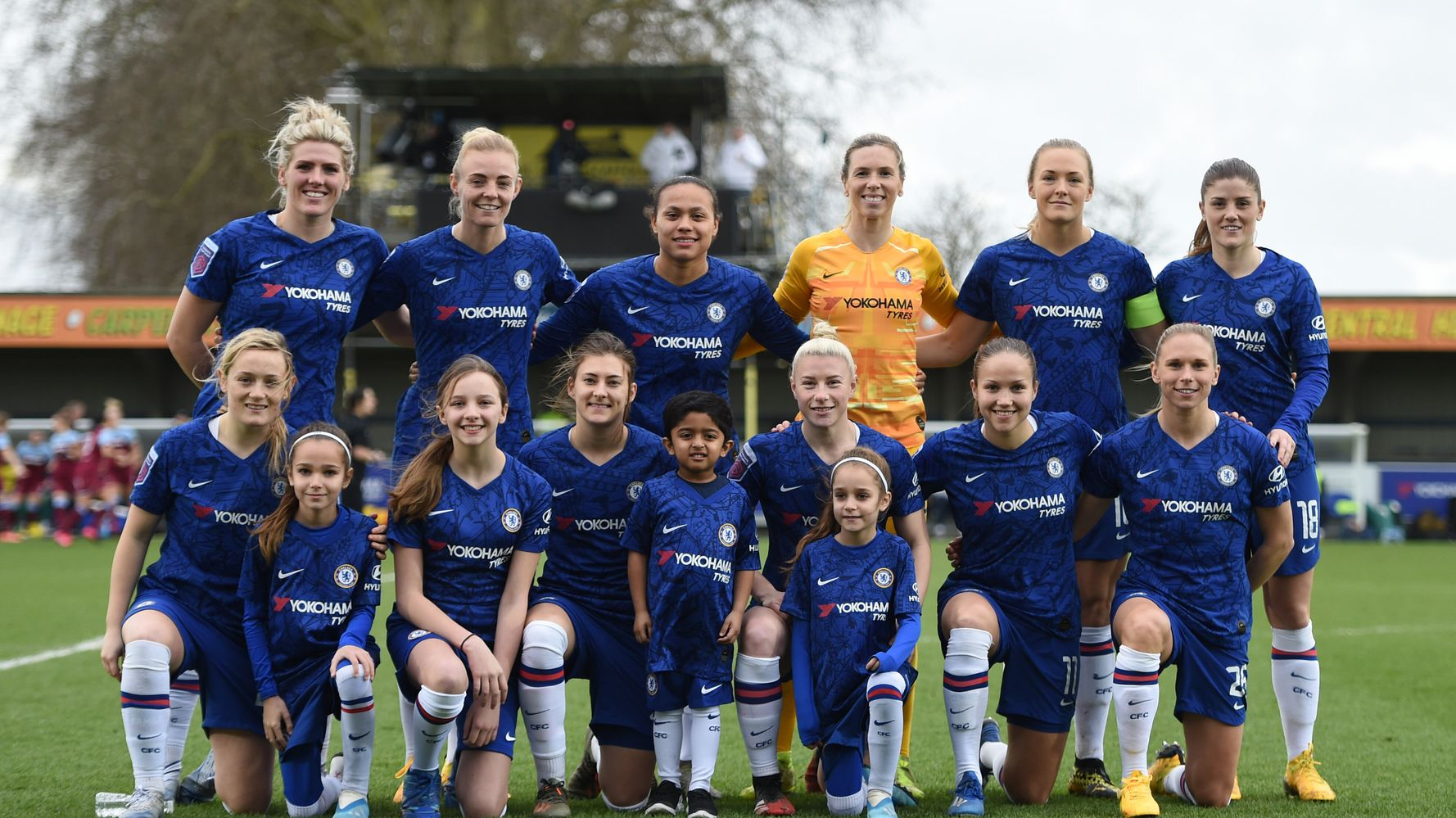 Chelsea Fc Women Now Tailors Training Around Player S Periods Huffpost Uk Life