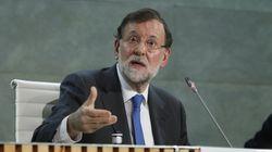 Mariano Rajoy sorprende con un evidente cambio de imagen en su último acto