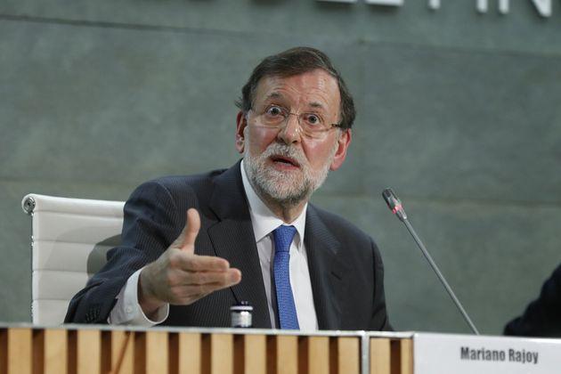 Mariano Rajoy en una imagen de