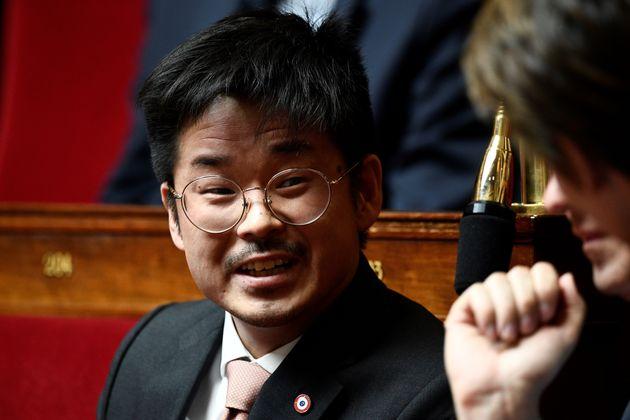 Joachim Son-Forget, député des Français de l'étranger, en mars 2019 à l'Assemblée