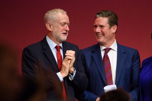 Pro-Corbyn Local Labour Parties Backed Keir Starmer Over Rebecca