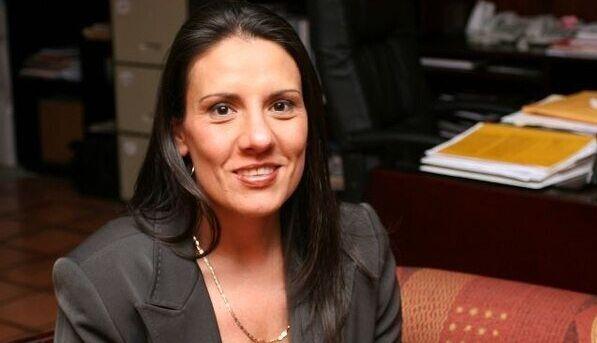 Karina Bolaños, viceministra de Juventud de Costa