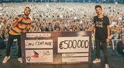 Bigflo et Oli reversent la totalité des bénéfices de leur concert au Secours