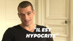 Pour Piotr Pavlenski, Benjamin Griveaux est