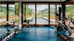 Πέντε εντυπωσιακά γυμναστήρια σπιτιού για να