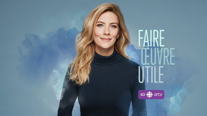 La deuxième saisonde l'émission «Faire oeuvre utile», animée par Émilie Perreault (photo), comptera quatre épisodes.