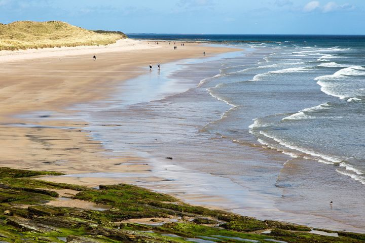 Seahouses Northumberland Geography Photos via Getty Images