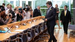 La Audiencia Nacional propone juzgar por encubrimiento a los dos 'mossos' que acompañaban a Puigdemont en