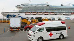Un Français testé positif au coronavirus sur le paquebot en quarantaine au